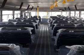 हाई-टेक हो रही रोडवेज, बसों में महिलाओं को सुरक्षा के लिए मिलेगा पैनिक बटन