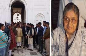 इंदिरा गांधी की गिरफ्तारी के विरोध में लाठीचार्ज झेलते स्ट्रेचर पर जेल गईं थीं राजमाता, राजकीय सम्मान के साथ होगा अंतिम संस्कार
