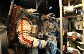 भारतीय टेस्ट पायलटों के अंतरिक्षयात्री बनने का प्रशिक्षण शुरू