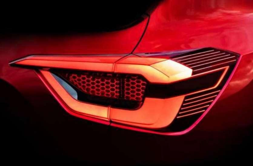 Nissan ने दिखाई अपनी अपकमिंग कॉम्पैक्ट एसयूवी की झलक, बेहतरीन डिज़ाइन से होगी लैस