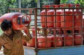 115 रुपये तक बढ़ गए घरेलू गैस सिलेंडर के दाम