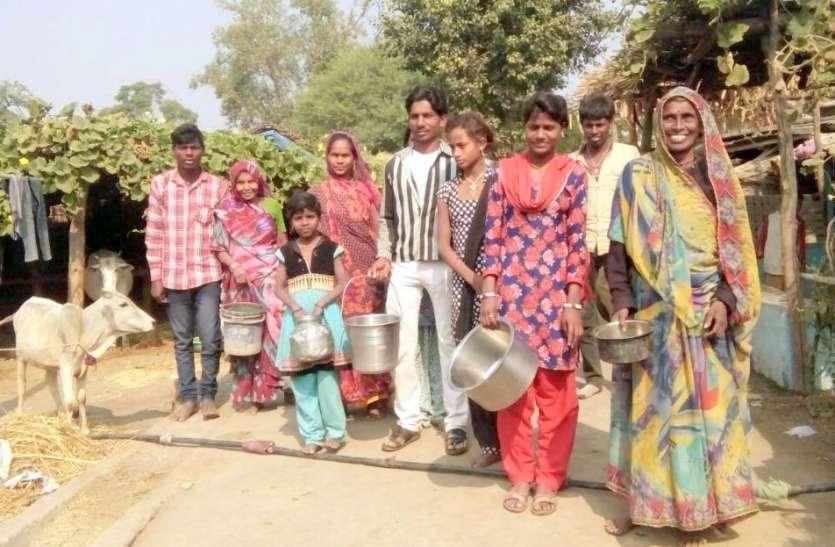 आधा दर्जन गांवों में ठप पड़ी नल-जल योजना, गर्मी में हजारों लोग होंगे परेशान..