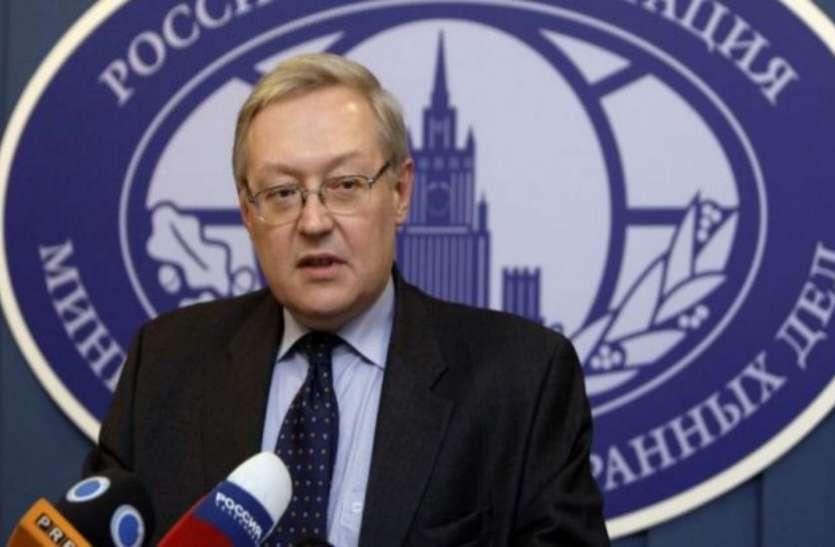 रूस ने अमरीका के सामने रखी पेशकश, हितों का सम्मान हो तो वह वार्ता को तैयार है