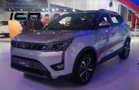 Mahindra ने ऑटो एक्सपो 2020 में पेश की XUV300 स्पोर्ट्ज़ T-GDi