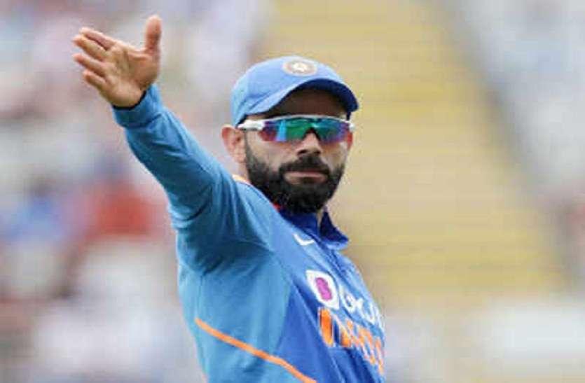 आईसीसी वनडे रैंकिंग : कोहली नंबर-1 पर कायम, बुमराह की ताज छीनी
