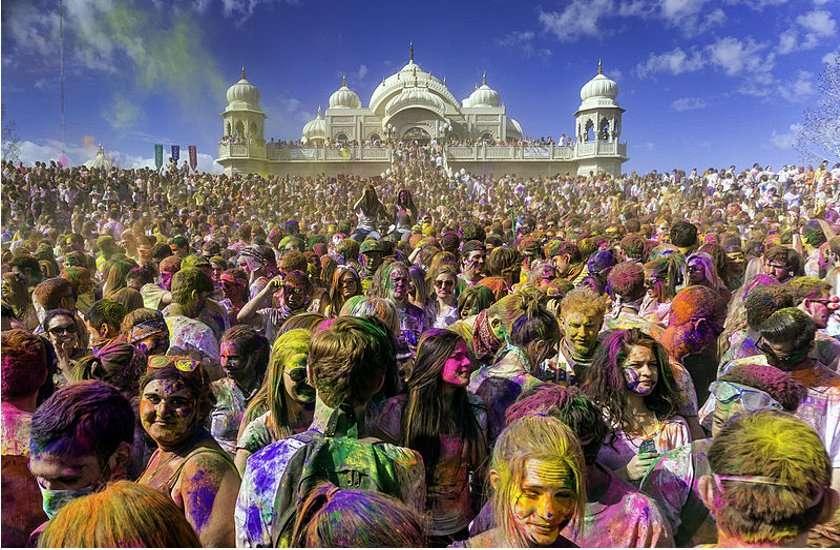 Holi Festival 2020 : ये हैं होली पर्व के साथ मनाएं जाने वाले 3 बड़े त्यौहार