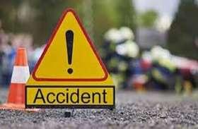 सड़क दुर्घटना में आरएसी जवान की मौत