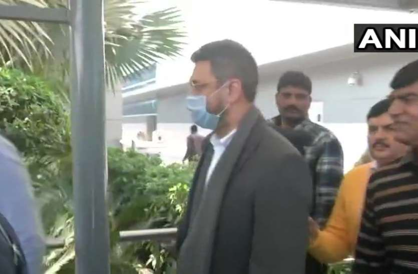 संजीव चावला को भारत लेकर आई दिल्ली पुलिस, 19 साल बाद प्रत्यर्पण