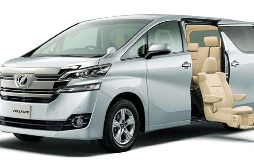 26 फरवरी को लॉन्च होगी Toyota Vellfire MPV, जानें फीचर्स और कीमत