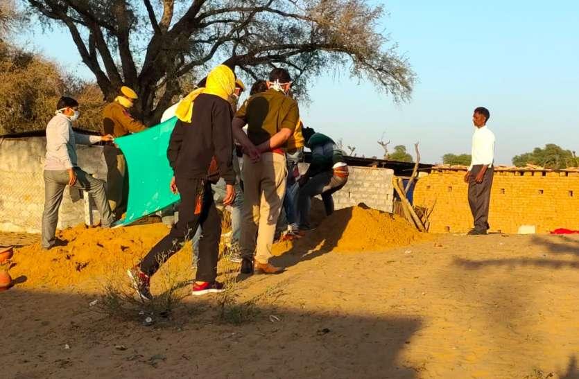 Gang rape : 15 दिन बाद जमीन से निकाला 12वीं की छात्रा का शव, फिर से कराया पोस्टमार्टम