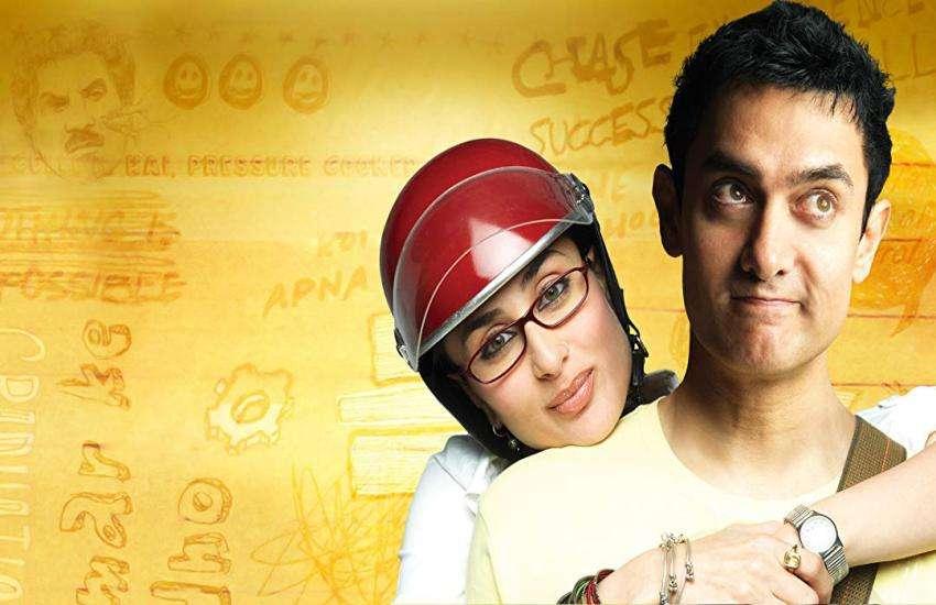 kareena kapoor khan with amir khan