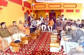 शक्तिपीठ देवीपाटन में लगने वाले मेले को लेकर डीएम ने की समीक्षा बैठक, ड्रोन कैमरे से की जायेगी मेले की निगरानी