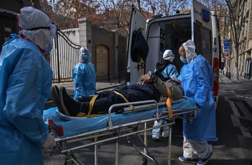 चीन में कोरोनावायरस से मरने वालों की संख्या बढ़कर 1380 हुई