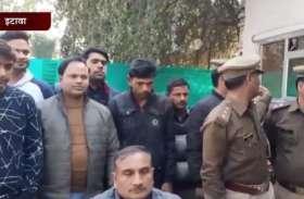 पुलिस ने बड़ी तादात में गांजे के साथ दो तस्करों को किया गिरफ्तार