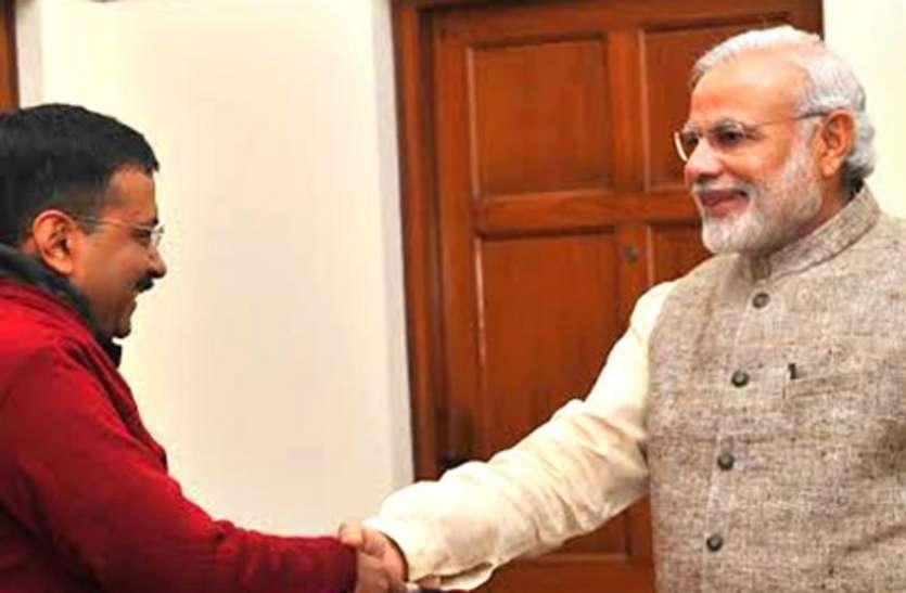 16 फरवरी को अरविंद केजरीवाल का शपथ ग्रहण समारोह, PM मोदी को न्योता