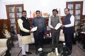 इंदौर-मनमाड़ रेल लाइन का काम शुरू करने की मांग