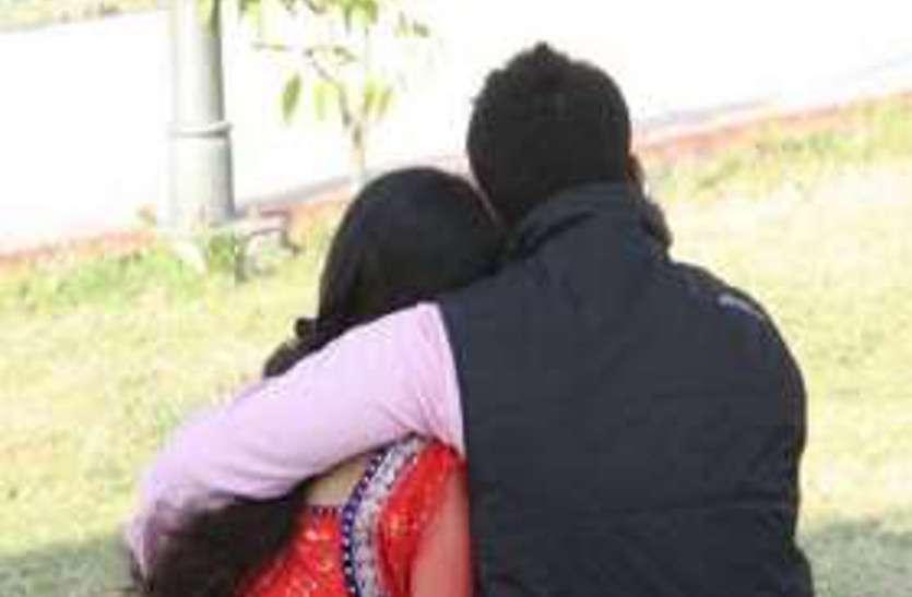Valentines Day पर अपनी प्रेमिका को शॉपिंग करा रहा था राजस्थान व हरियाणा का मोस्ट वांटेड बदमाश, पुलिस ने फिल्मी स्टाइल में धर-दबौचा