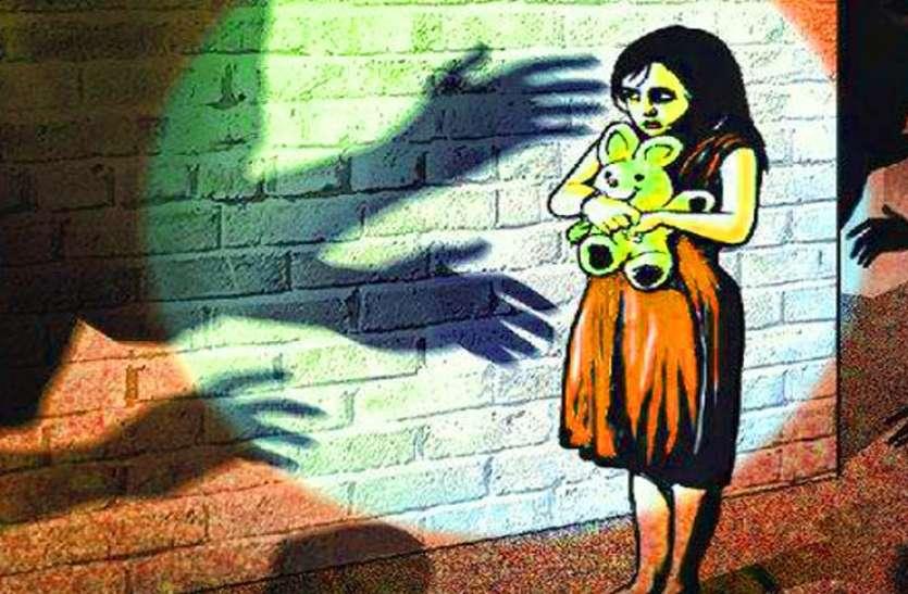 नाबालिग के साथ किया बलात्कार, अदालत ने दी सजा दस साल कारावास