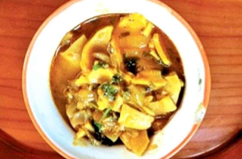 HEALTHY RECIPE : ऐसे बनाएं राबोड़ी की सब्जी