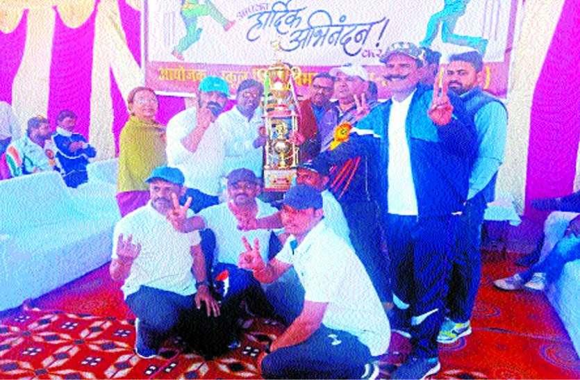 उमरिया में हुए मैच में सागर ने रीवा को हराकर जीता फाइनल