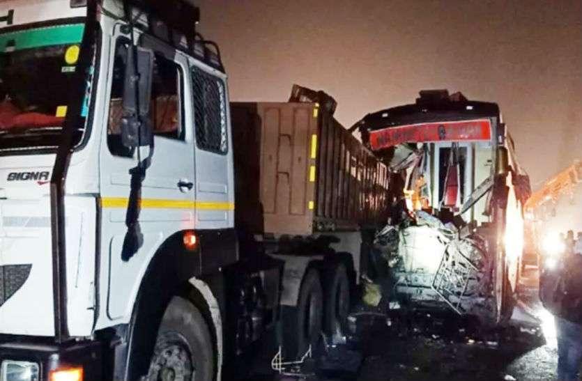 फिरोजाबाद बस हादसा: बिहार के मुख्यमंत्री ने किया मुआवजे का ऐलान, मृतकों के परिजनों को मिलेंगे  दो-दो लाख रुपए