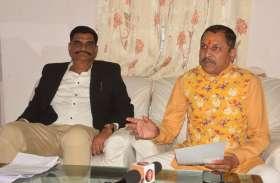 भाजपा विधायक के बिगड़े बोल कहा  मैं पार्टी  प्रवक्ता नहीं जनप्रतिनिधि हूं, जो जनहित में होगा वही बोलूगा