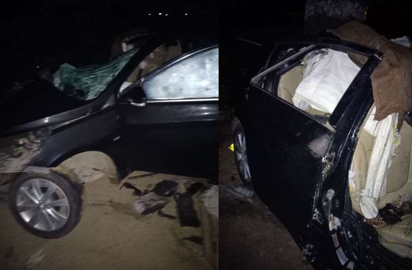 Accident in Pilibhit