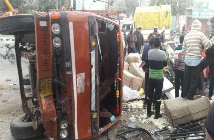 काला शनिवारः सड़क हादसों में 10 लोगों की मौत