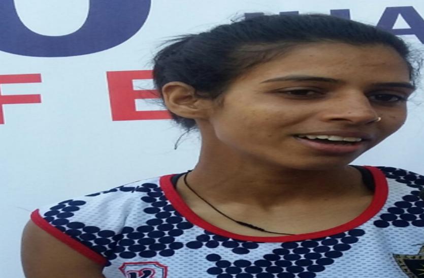 राजस्थान की भावना जाएंगी टोक्यो ओलंपिक, कायम किया नया राष्ट्रीय रिकॉर्ड