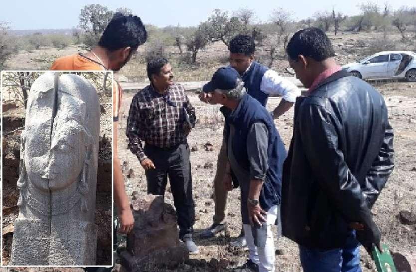भारतीय पुरातत्व सर्वेक्षण की टीम बिना शिवलिंग लिए लौटी, ग्रामीणों और संस्थाओं ने किया विरोध