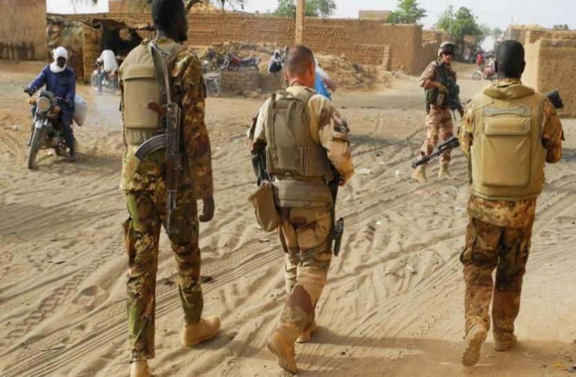 मध्य माली में अंतर्नस्लीय हमला, 9 सैनिकों समेत 40 की मौत