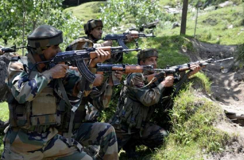 जम्मू-कश्मीर के कठुआ में सीजफायर का उल्लंघन, भारतीय जवानों ने दिया करारा जवाब