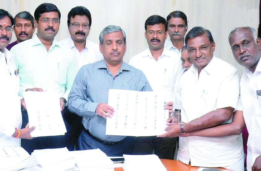 कोयम्बत्तूर में 30 लाख मतदाता, 10 विधानसभा क्षेत्र की सूची जारी की