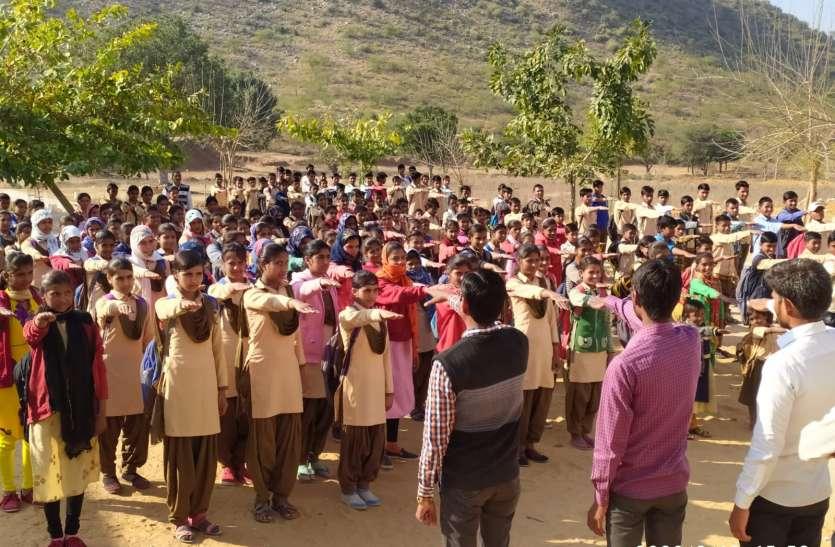 swarnim bharat: जीवन के 70 घंटे स्वच्छता के लिए समर्पित करने की ली शपथ