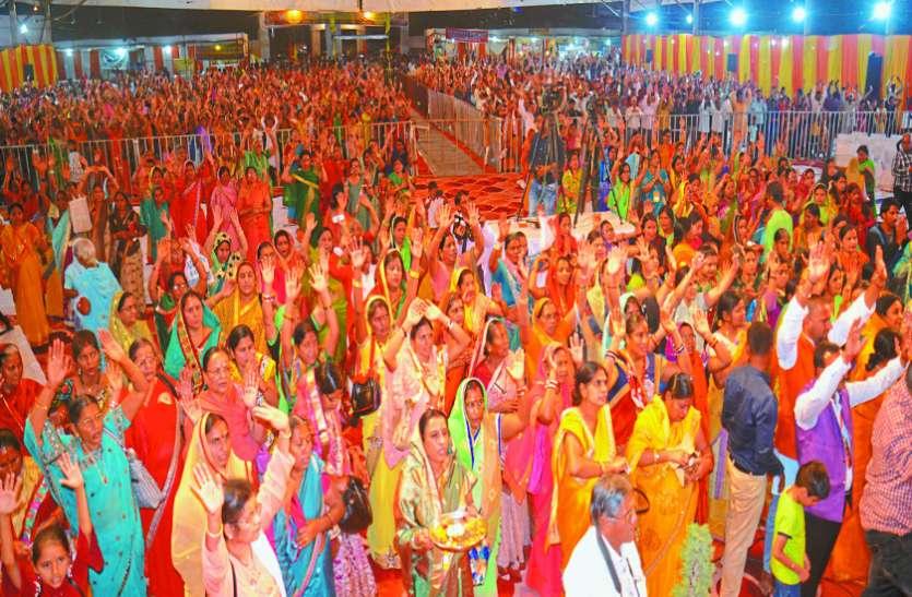 शहर को स्वच्छ और स्वस्थ बनाने के लिए एक साथ उठे हजारों हाथ