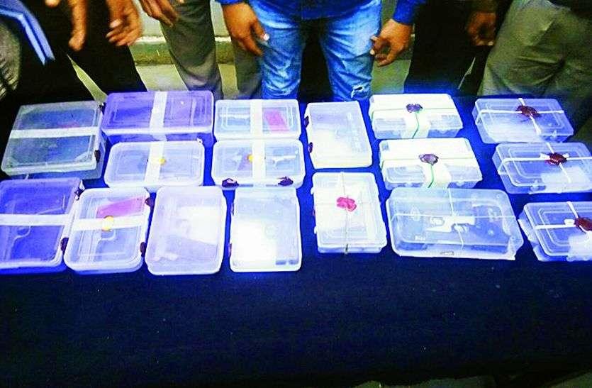 जबलपुर में पकड़ी गई हथियार फैक्ट्री, यहीं से हुई सीएए-एनआरसी के प्रदर्शनकारियों को सप्लाई!!!