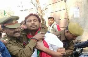 जानिए कौन है सपा नेता अजय यादव, जिसने पीएम नरेन्द्र मोदी के काफिले के सामने दिखाया काला कपड़ा