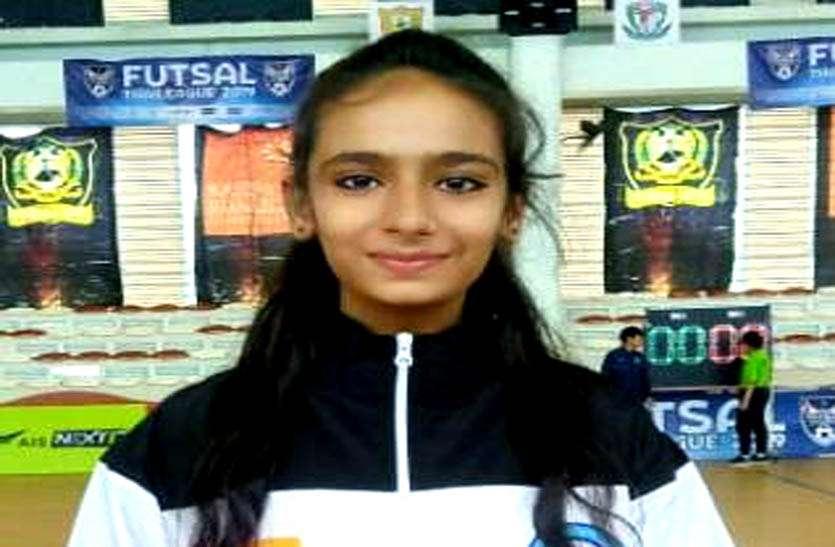 टैक्सी चालक की पुत्री अंजली का राष्ट्रीय स्तर पर आइस स्टॉक स्पोर्ट्स प्रतियोगिता में हुआ चयन