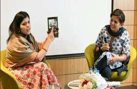 वरुणा वर्मा ने किताब में खोले आर्मी लाइफ के राज
