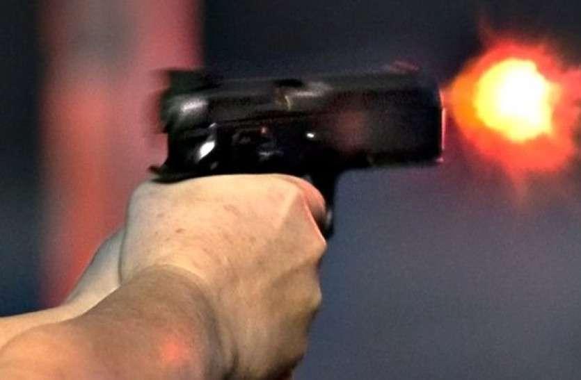 शादी समारोह में समधी को मारी गोली, आरोपी मौके से फरार
