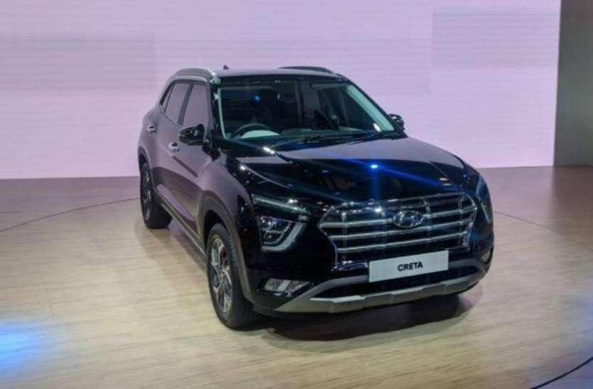 भारत में 17 मार्च को लॉन्च होगी नई Hyundai Creta 2020, ब्लूलिंक टेक्नोलॉजी से होगी लैस