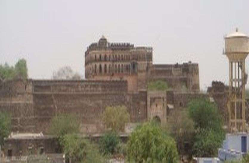 फतहगढ़ किले का सौंदर्यीकरण : खर्च होंगे 3.60 करोड़