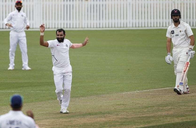 न्यूजीलैंड का मौसम और पिच देखकर खुश हैं शमी, कहा- भारतीय तेज गेंदबाजों को मिलेगी मदद