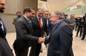 चार दिनों के आधिकारिक दौरे पर PAK पहुंचे UN महासिचव एंटोनियो गुटेरस, इमरान उठाएंगे कश्मीर मुद्दा