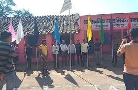 शिविर की गतिविधियों से ग्रामवासियों को मिलेगा स्वच्छता और पर्यावरण के प्रति जागरूकता का संदेश