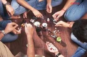 कानपुर से नशे का कारोबार दूसरे जिलों में फैला रहे तस्कर