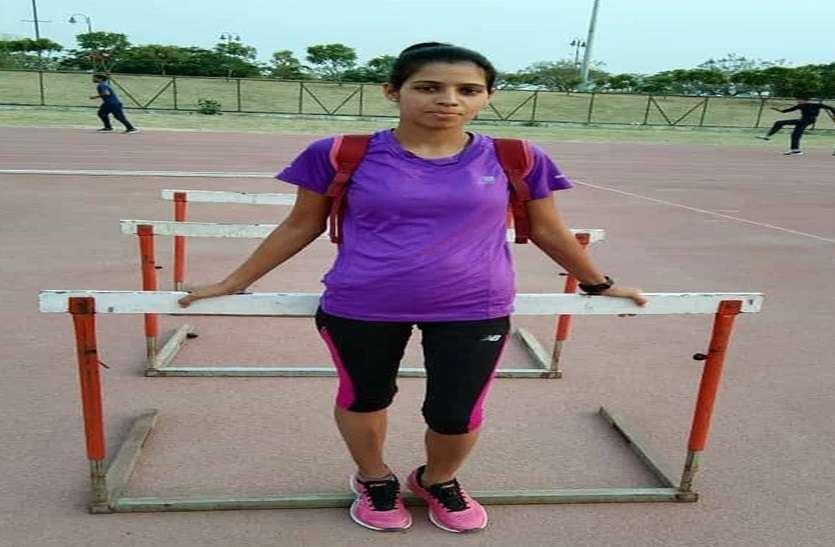एशियाई पैदल चाल चैंपियनशिप : राजस्थान की भावना 13 सदस्यीय भारतीय दल में