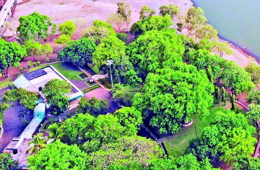 मैपिंग से 5000 एकड़ से अधिक बढ़ सकता है केरवा का वन क्षेत्र