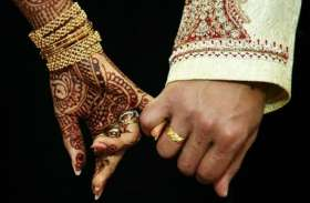 बेटो-बहू और नातिन ने करवाई दादा-दादी की शादी