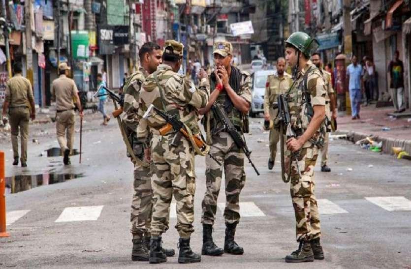 जम्मू-कश्मीर में सुरक्षा के लिए होगी अलग से 'थिएटर कमान'